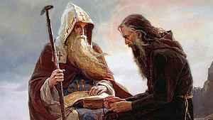 1672. Memória de São Basílio Magno e São Gregório Nazianzeno