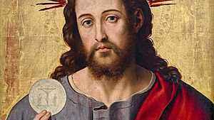1674. Cristo veio se entregar por nós