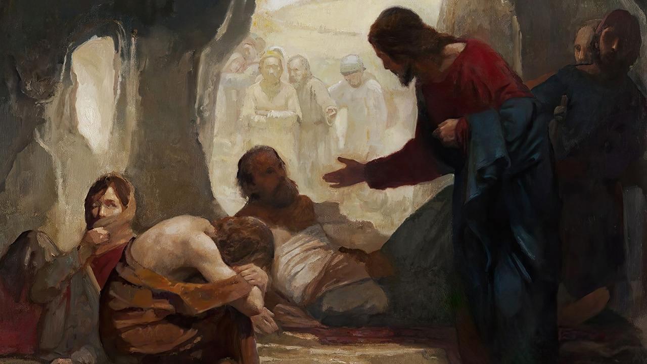 O mistério de Jesus orante