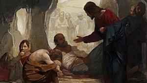 1677. O mistério de Jesus orante