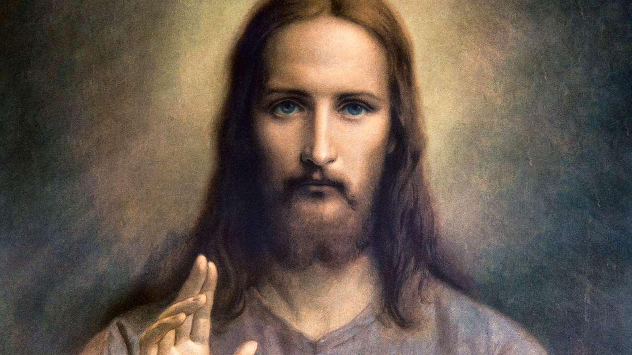 O toque de Cristo pelos sacramentos