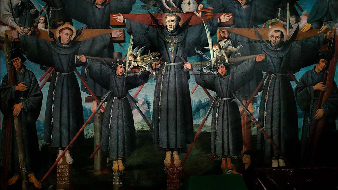 Memória de São Paulo Miki e Companheiros Mártires