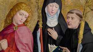 1705. Memória de Santa Escolástica, Virgem