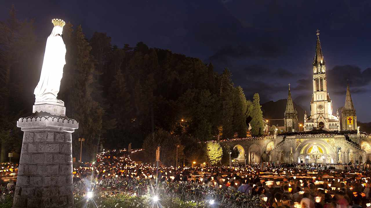 Memória de Nossa Senhora de Lourdes