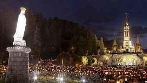 1706. Memória de Nossa Senhora de Lourdes
