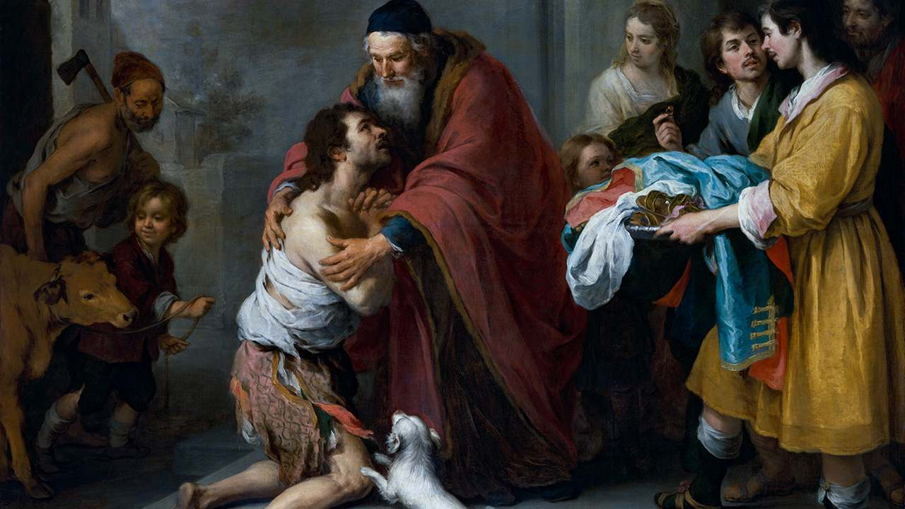 A parábola do pai misericordioso