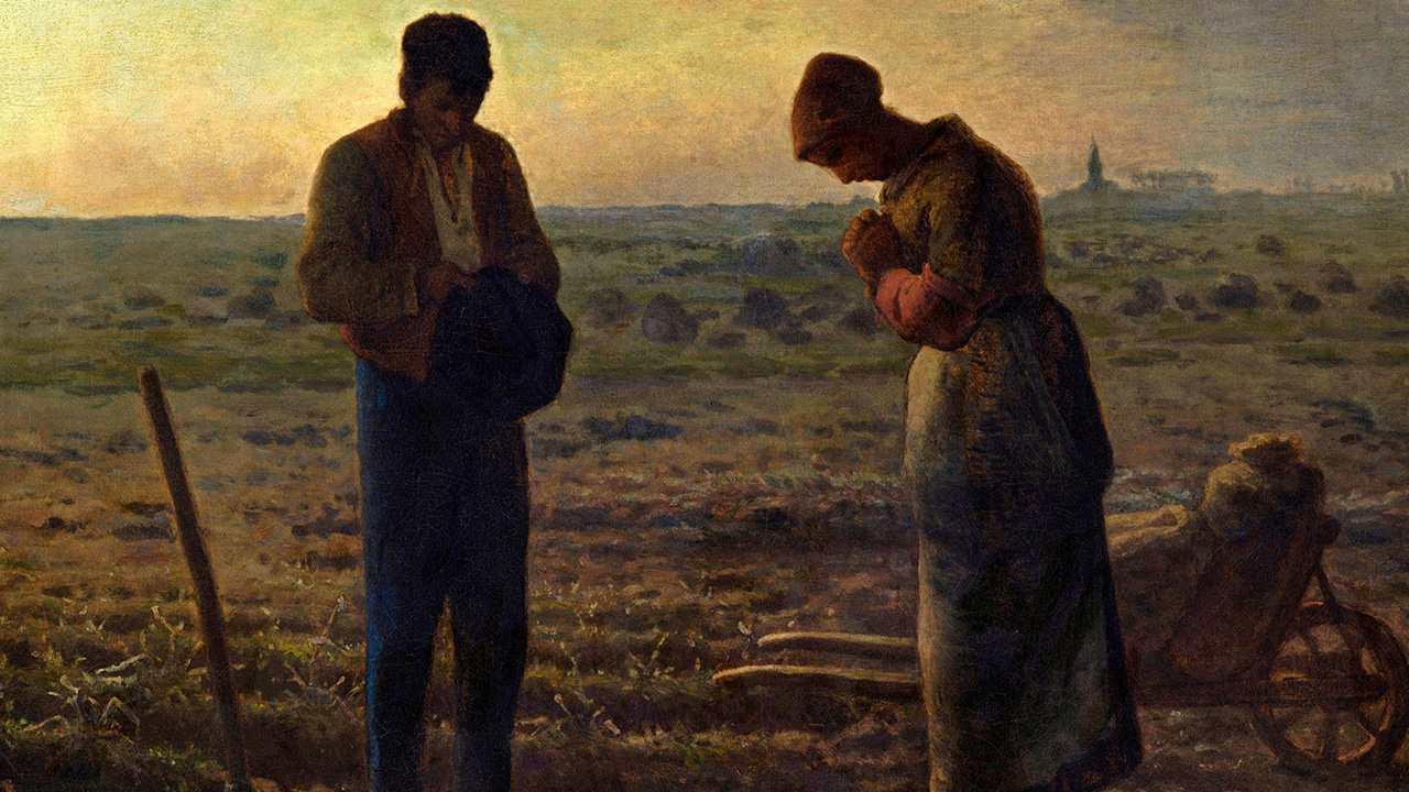 Não há fé sem humildade