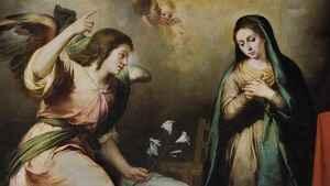 1742. Solenidade da Anunciação do Senhor