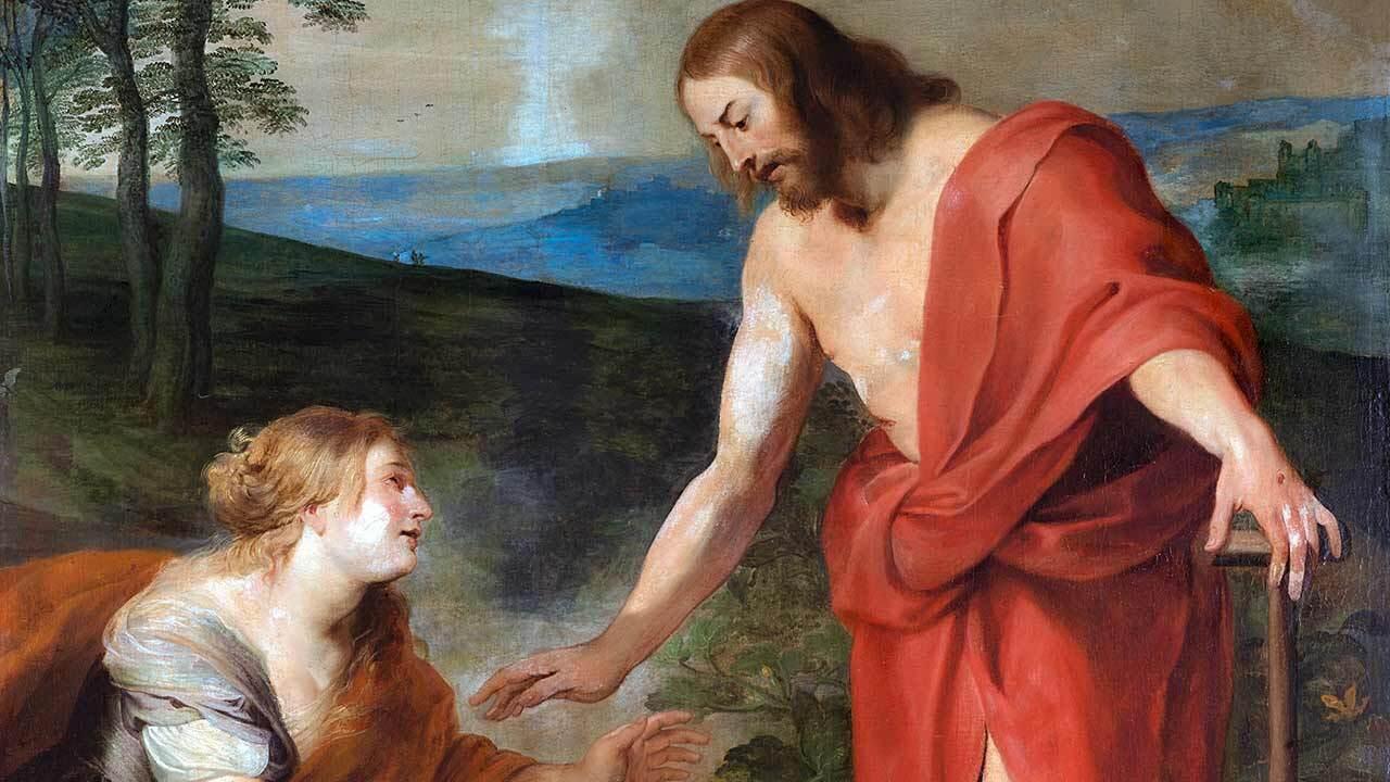 Onde está a alegria da Páscoa?
