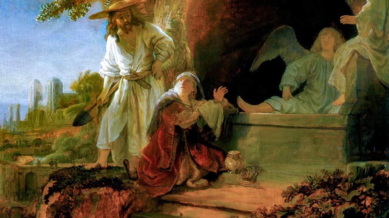 É Cristo nossa consolação