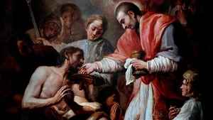 1768. Muitos já não creem na Eucaristia