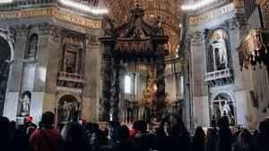 398. O maravilhoso mistério da Igreja