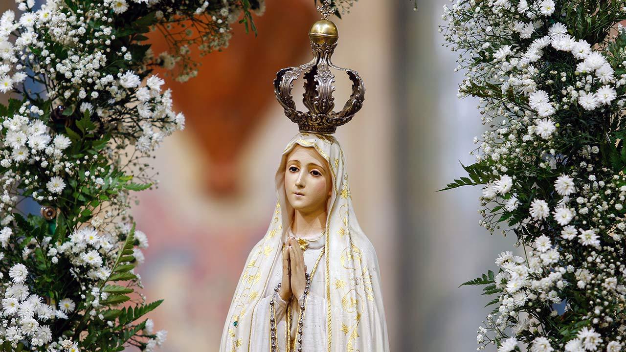 As aparições de Nossa Senhora de Fátima