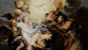 1785.  O Espírito criador