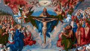 1791. Cristo vive nos seus santos