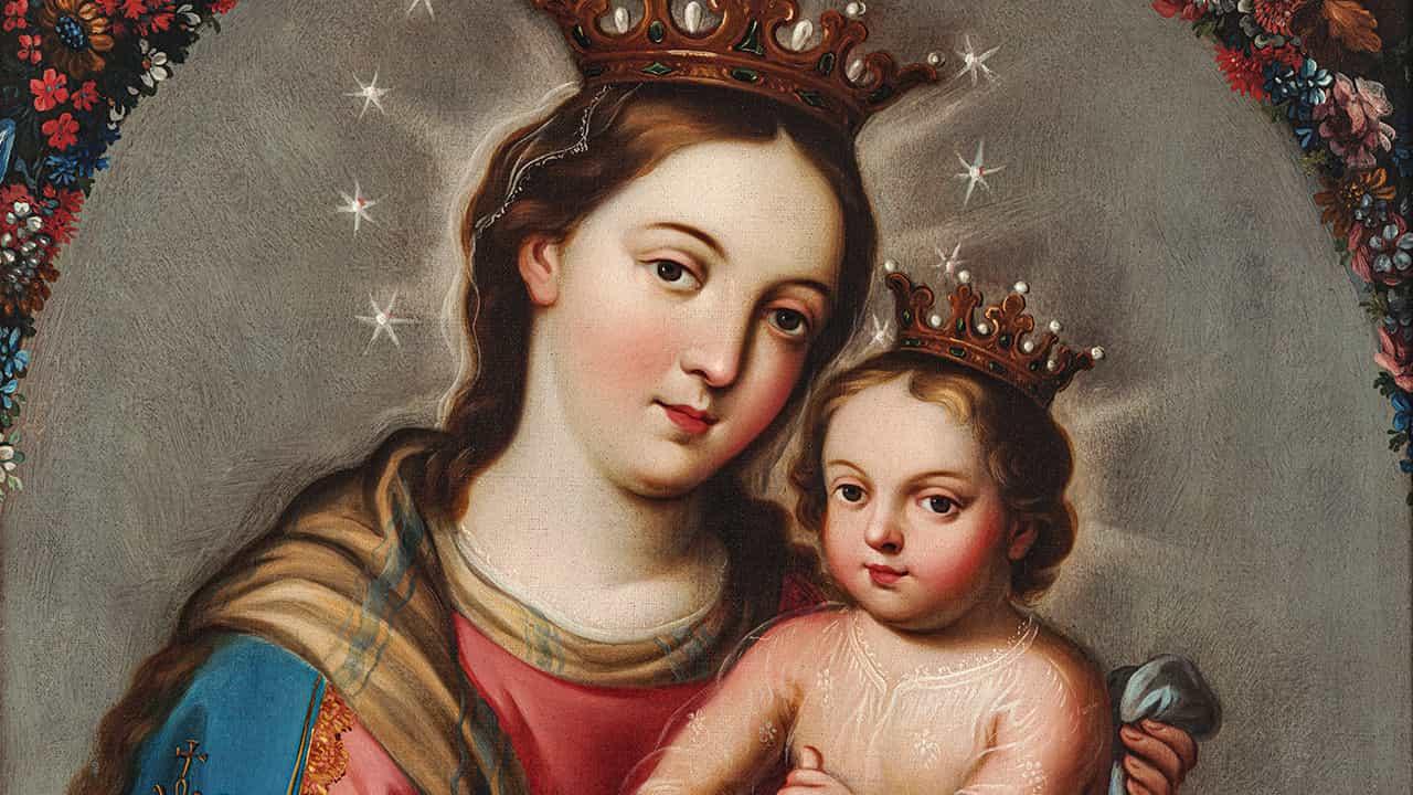 Memória de Santa Maria, Mãe da Igreja