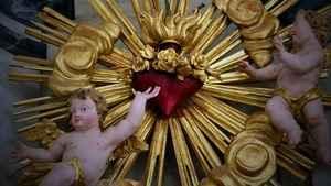 1810. Memória do Imaculado Coração de Maria