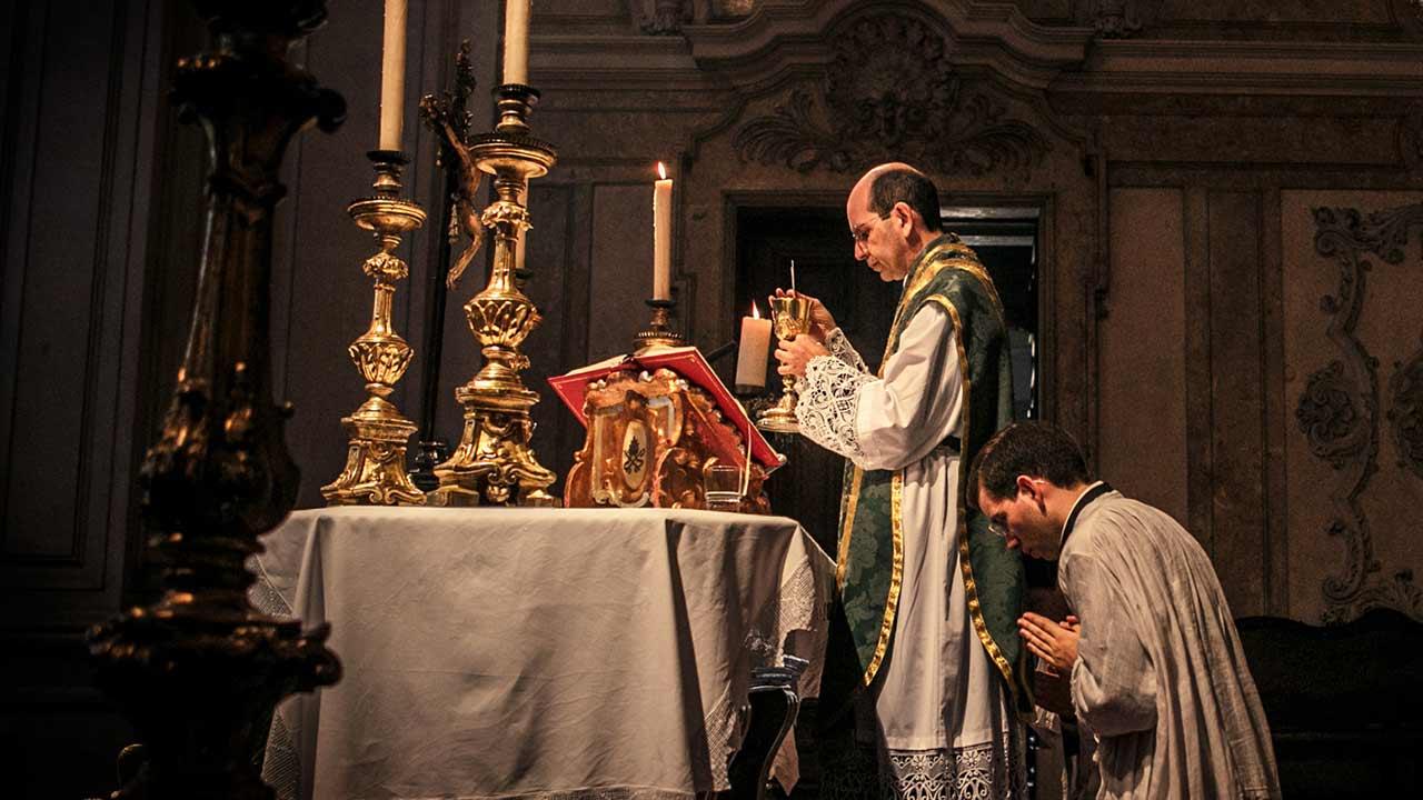 O que seria de nós sem os sacerdotes?