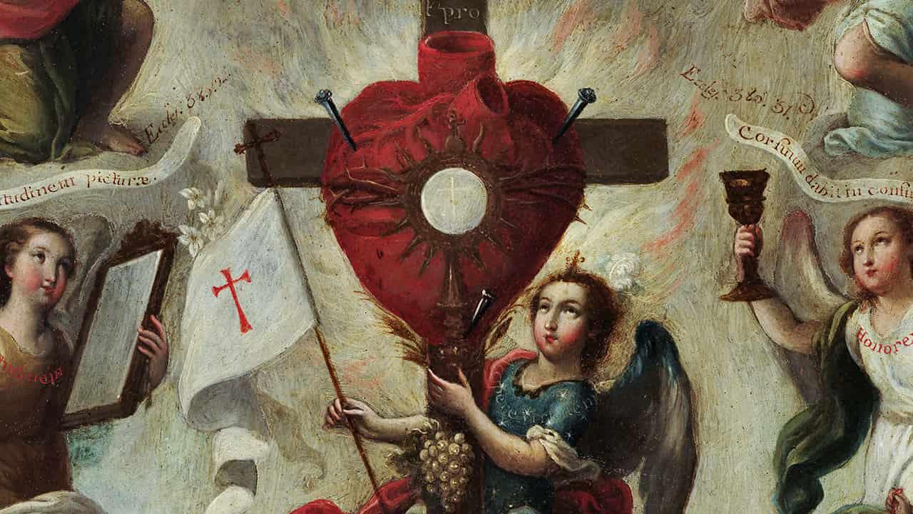 Memória do Coração Eucarístico de Jesus