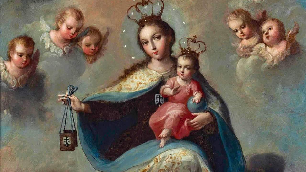 Memória de Nossa Senhora do Carmo