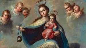 1839. Memória de Nossa Senhora do Carmo