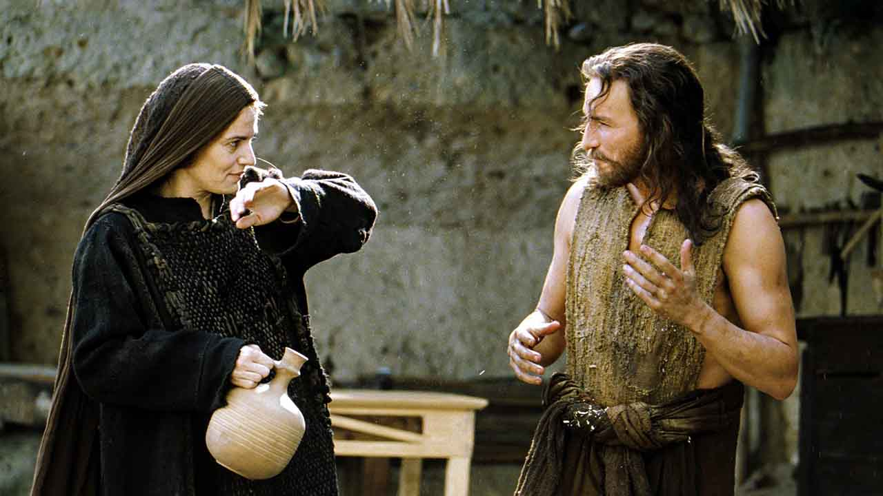Pode ter Jesus desprezado a sua mãe?