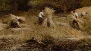 1848. A colheita é o fim dos tempos