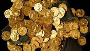 1849. Prata por fora, ouro por dentro