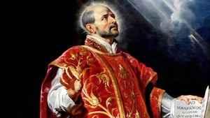 1852. Memória de Santo Inácio de Loyola