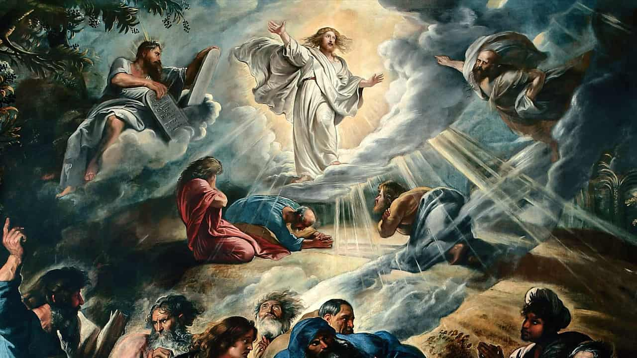 A glória oculta de Cristo