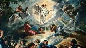 1857. A glória oculta de Cristo