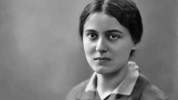 A conversão de Santa Edith Stein
