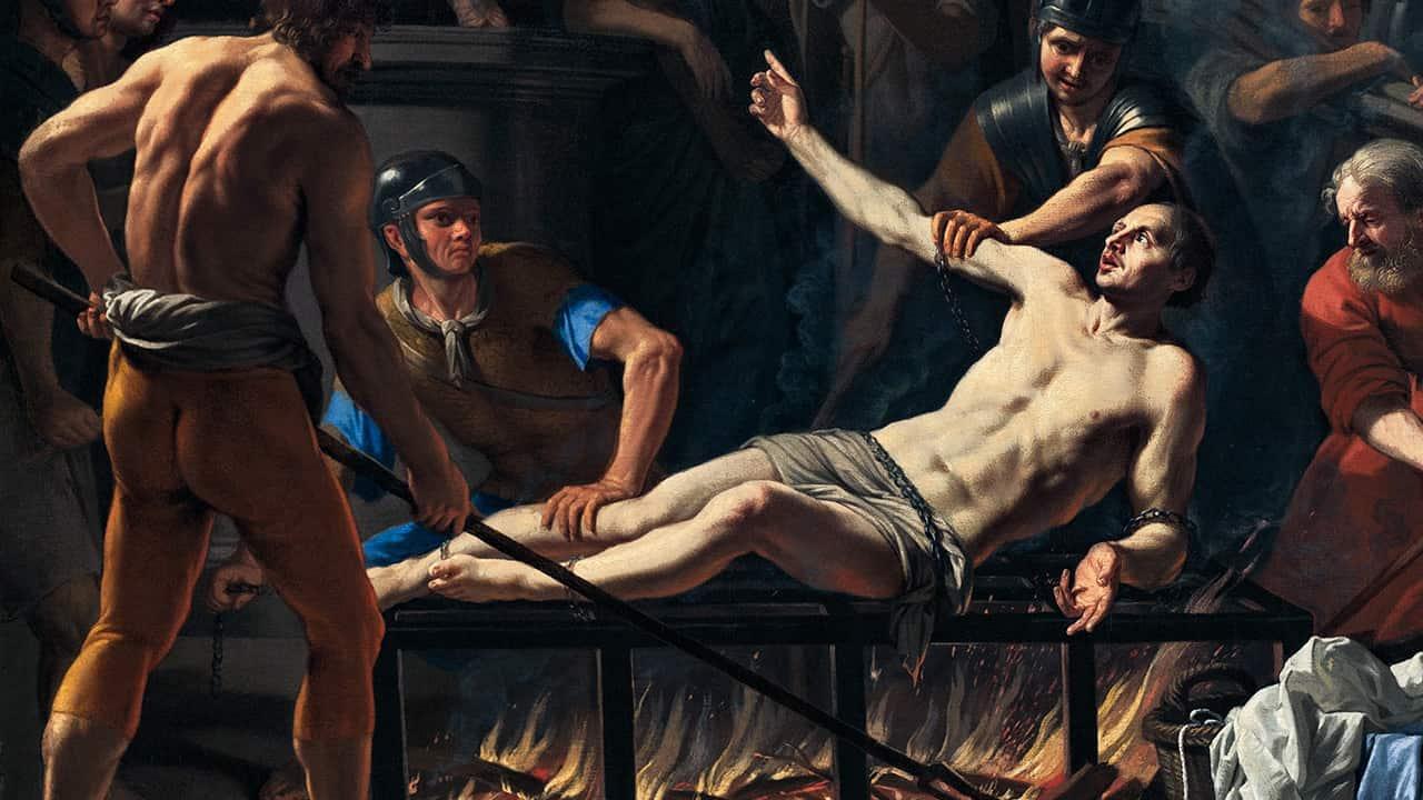 Martírio, a vocação do cristão