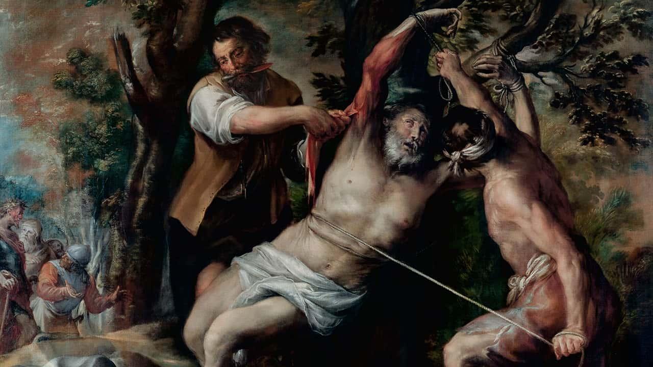 O Apóstolo que não livrou a própria pele