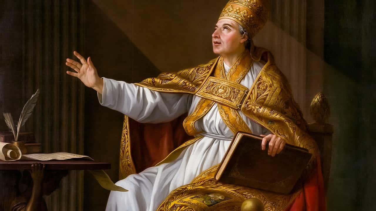 """O monge santo que Deus não """"deixou em paz"""""""