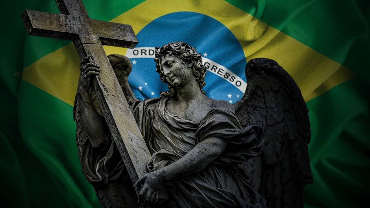 O Brasil precisa de nós!