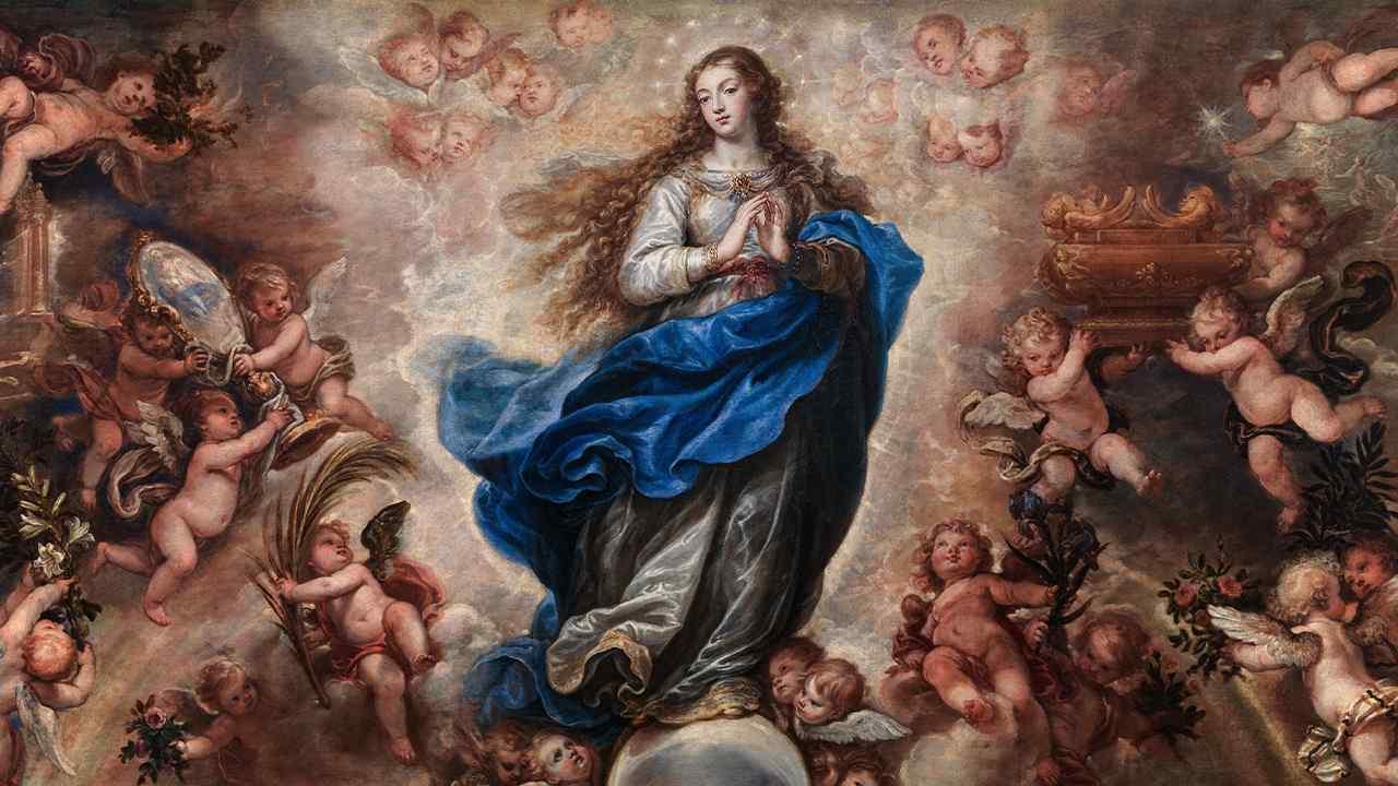 O Coração fiel de Maria