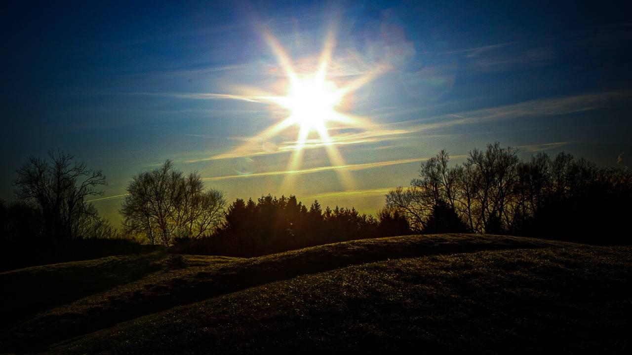 O dia em que o Sol dançou!