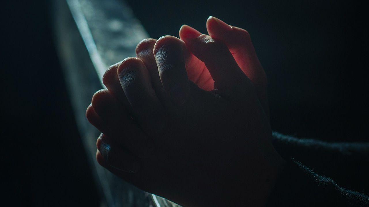 Uma oração satânica