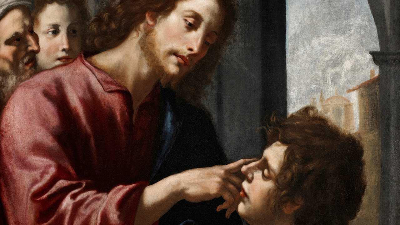 Bartimeu, o cego que viu mais que todos