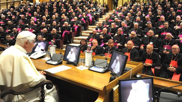 Para que existem as conferências episcopais?