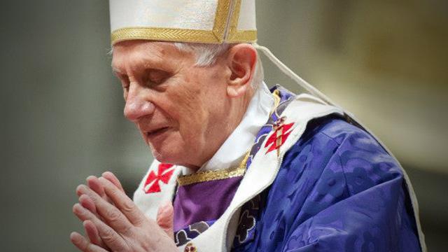 A renúncia do Santo Padre e próximo conclave