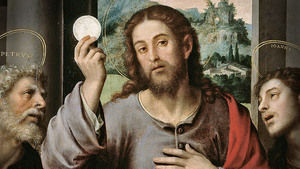 43. A Santíssima Eucaristia