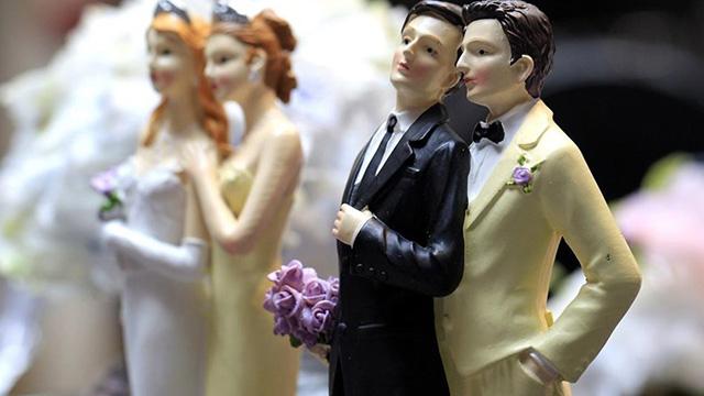 A lógica do casamento gay foi criada pelos heterossexuais