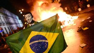 51. As manifestações no Brasil