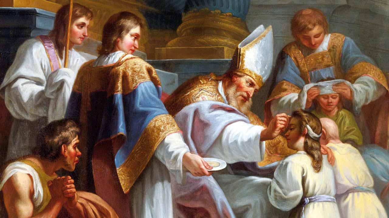 Para que serve o sacramento da Confirmação?
