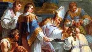 174. Para que serve o sacramento da Confirmação?