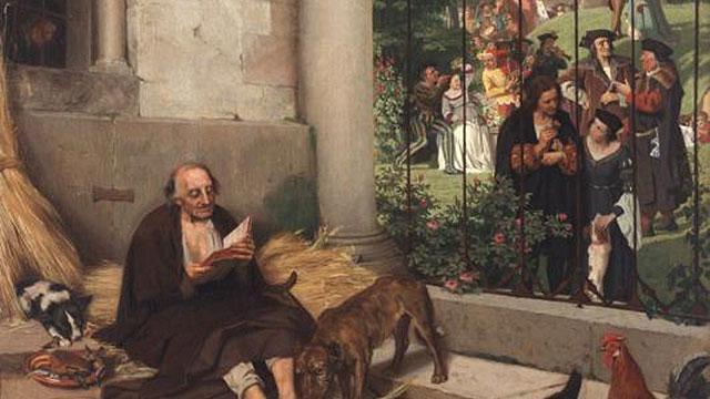 Lázaro e o Rico Epulão