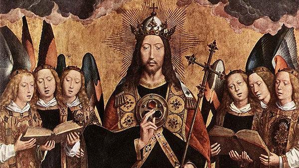 Solenidade de Cristo Rei do Universo