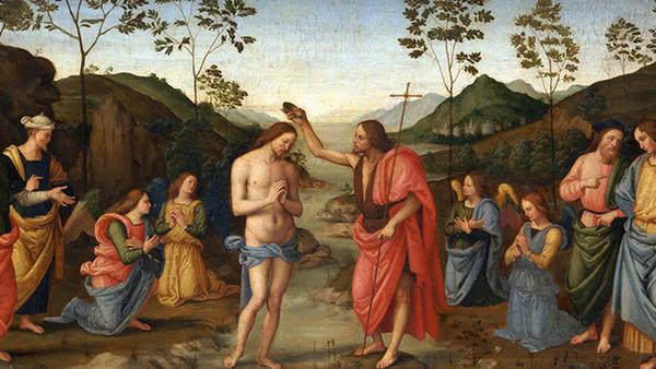 Batismo de Nosso Senhor Jesus